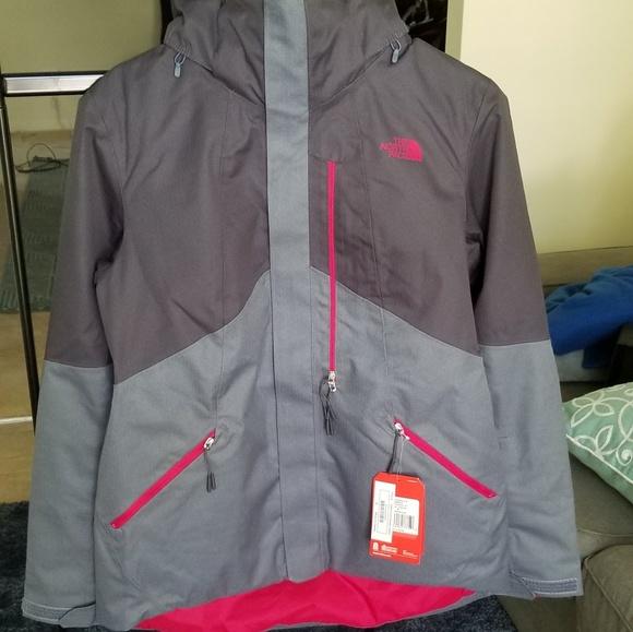 NWT The North Face Women s Gatekeeper Ski Jacket. Listing Price   123 405c7cc3c